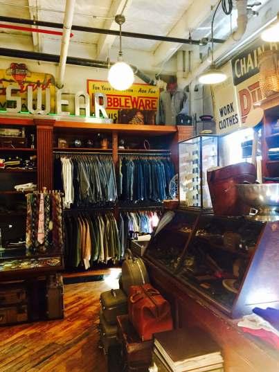 Bobby's vintage interior, bobby from boston, vintage guide boston